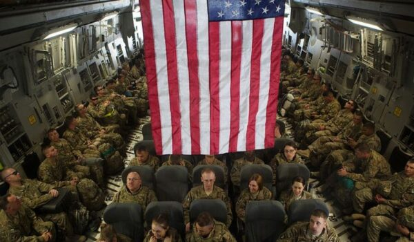 US Troops to Leave Afghanistan by Sept. 11, 2021