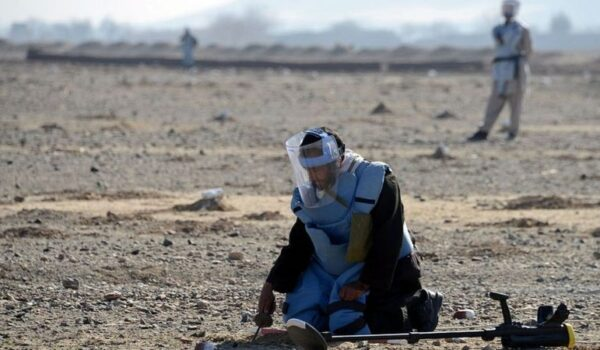 Asia News afghanistan Armed Attack Kills Staff of Charity Clearing Afghan Land Mines